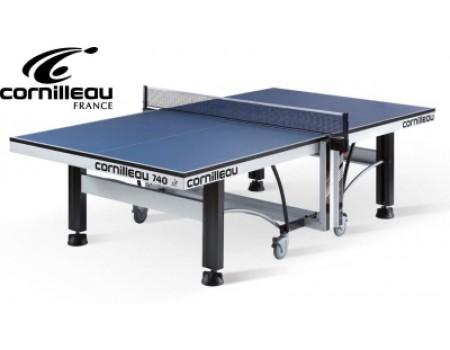 HUUR Tafeltennistafel Cornilleau 740 ITTF huren