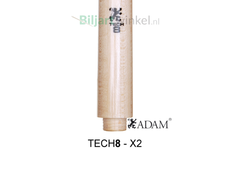 Adam 12Tech Laminated shaft - 12mm 71cm