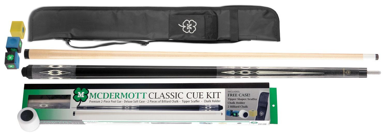 Mc Dermott Classic Ceu Kit 4 - ZWART