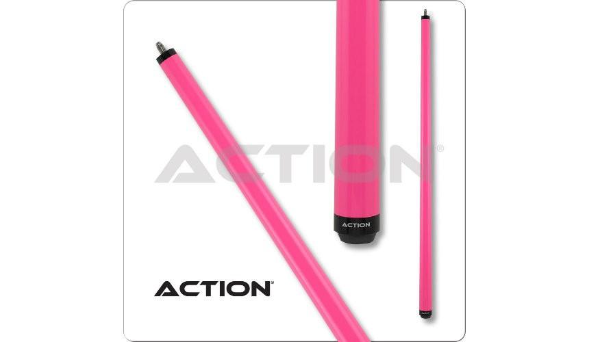 Action Impact Heavy Pink BREAK CUE