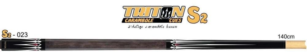 Triton S2 model 23 Carambole keu 140cm