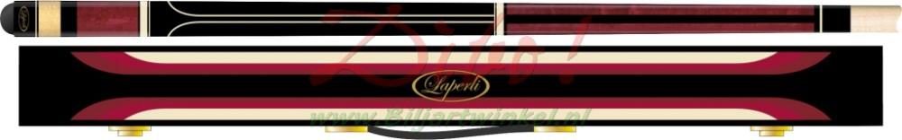 Laperti Carambole Keu en koffer set nr4 Rood