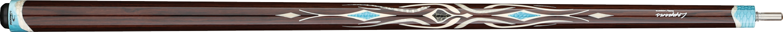 Longoni Eddy Leppens met 2x S2 shafts 11,8mm - 530 gram