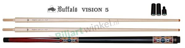 Buffalo Vision 5 biljartkeu