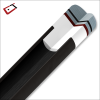 Poolkeu Cuetec Cynergy CT-15K Carbon Black 3/8x14