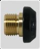 3Lobite brass apdapter insert